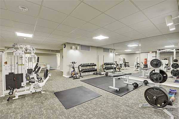 Photo #14 Private onsite gym