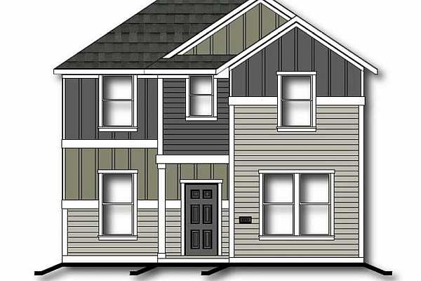 Photo #3 Exterior Color Selections for 3000 Sudha Dr.