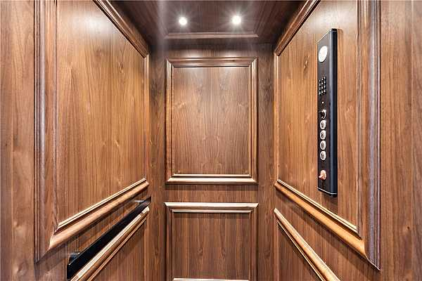 Photo #21 Luxury wood-paneled, private elevator to service all 3 floors.