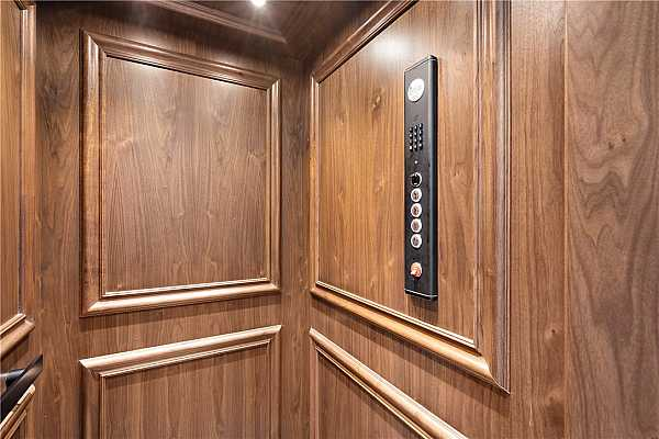 Photo #22 Luxury wood-paneled, private elevator to service all 3 floors.