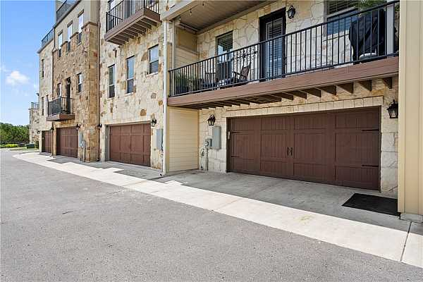 Photo #36 Equinox covered patio on second floor offers easy access off the kitchen and dining room.