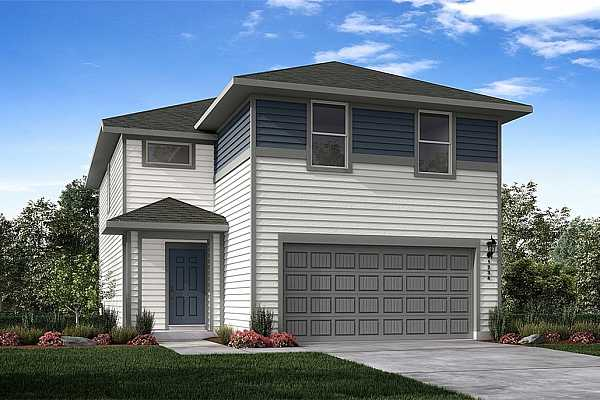 Photo #1 Cadence E Rendering ~ Built by Taylor Morrison~ December Completion
