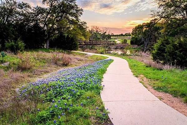 Photo #22 Brushy Creek Lake Park and Regional Trails are located across the street