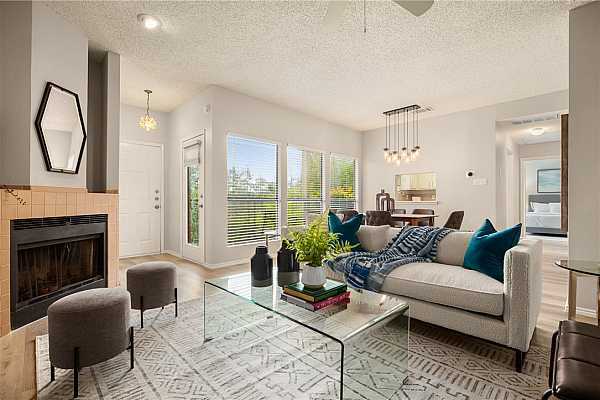 Photo #1 Welcome home to 6600 Valleyside Rd, Unit A-2, Austin, TX 78731!
