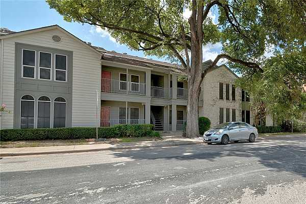 Photo #13 Orange Tree Condos are only 3 blocks from the UT campus, making it a popular option for students.