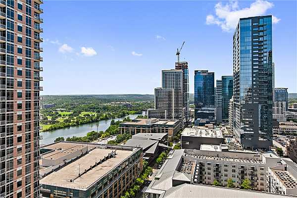 Photo #27 Lady Bird Lake views from your balcony