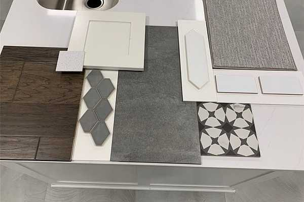 Photo #4 Design selections for 2909 Sudha Drive.  Home is under construction and selections are subject to change.