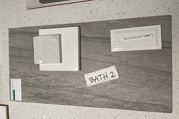 Photo #6 Color selections for actual home, under construction.