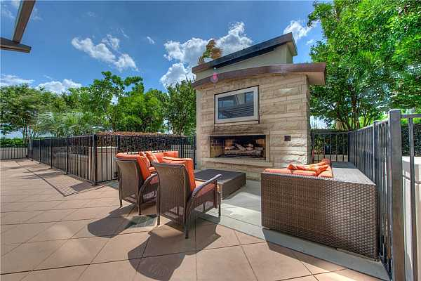 Photo #36 Sundeck with fireplace