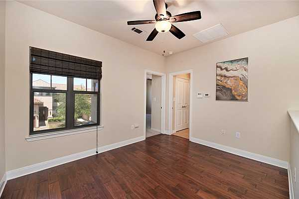 Photo #16 The loft space would be perfect for a reading nook, a home office, a playroom, or anything else you desire!