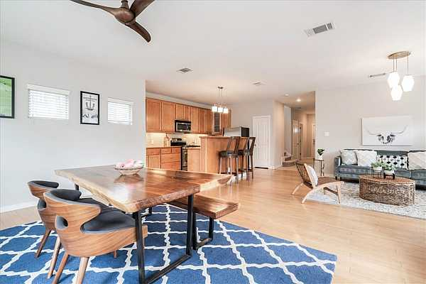 Photo #1 This gorgeous condo in highly sought after 78702 is a must see!