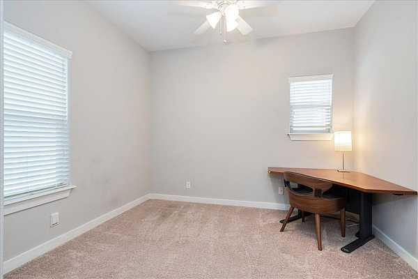 Photo #27 The 3rd guest bedroom has many uses including an office, work out area or studio