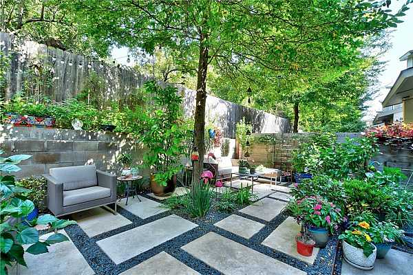 Photo #23 Zen garden for the best out peaceful outdoor living