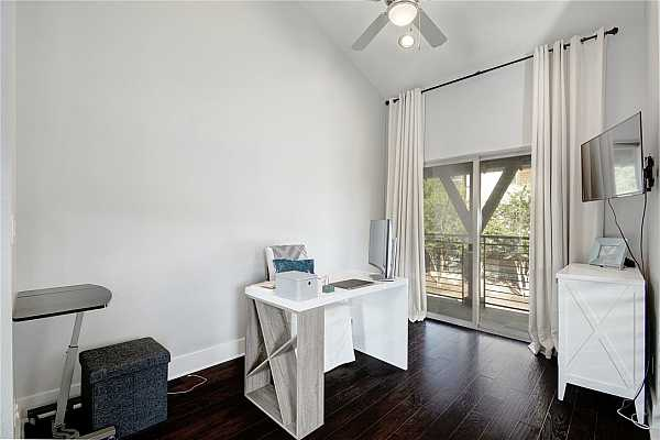 Photo #17 second floor loft area is perfect place for a work-from home owner