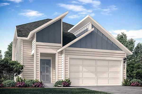 Photo #1 Built by Taylor Morrison Homes, the Harmony F, ready December! Rendering~