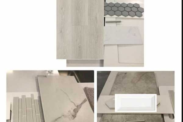 Photo #3 Design selections for 2803 Salvidar Boulevard.  Home is under construction and selections are subject to change.