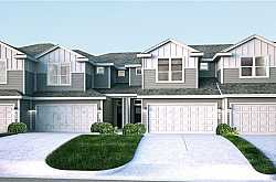 CREEKSIDE AT PIONEER CROSSING WEST Townhomes For Sale
