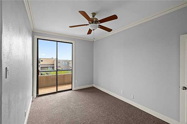 Photo #20 Third bedroom is private with large closet
