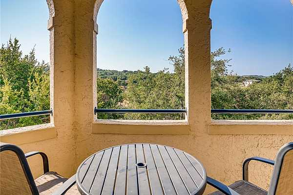 Photo #21 Enjoy the views and your own private patio space!