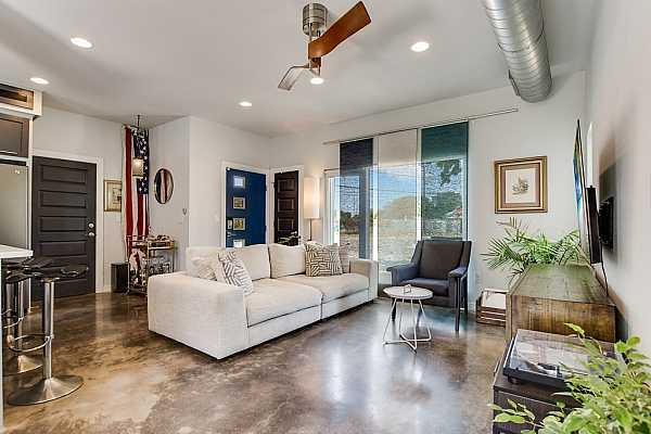 Photo #3 This contemporary gem is nestled in Austin