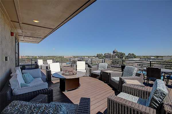 Photo #2 Panoramic views for day. Imagine sipping wine on this beautiful deck relaxing.